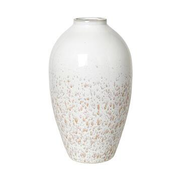 VASE 'INGRID' L KERAMIK RAINY DAY/INDIAN TAN